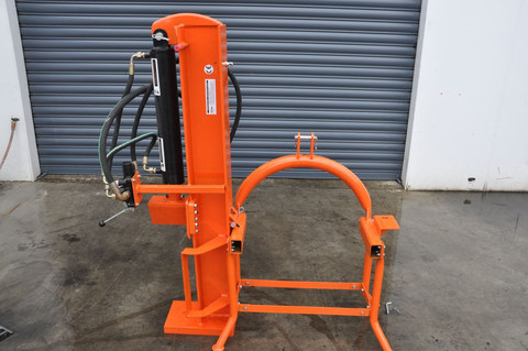 TM28 PTO Powered Log Splitter with 4-Way Wedge Tractor Tools Direct